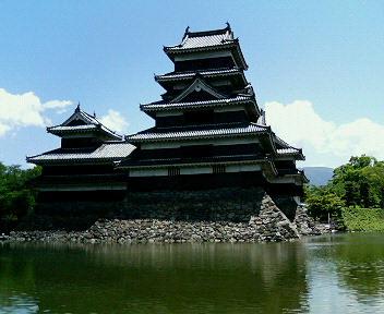 松本観光中